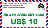 Gift Card - US$10