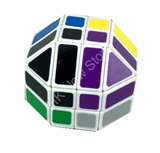 Super 4x4x4 Mask Cube II White Body