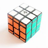 Cubic 3x3x4 Black Body