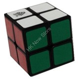 Type C WitTwo II 2x2 Magic Cube Black Body for Speed Cubing