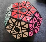 Greg & Felix 2x2 Megaminx Black Body (in-stock)
