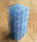 WitEden 3x3x7 Cuboid Cube Ice Blue (DIY Sticker, Limited Edition)