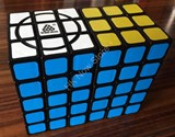 WitEden Super 3x3x5 II (algorithm : 02, shape-shift) Cuboid Cube Black Body