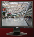 Eight SM22AH TFT LCD Security Monitor 22""