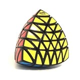 Timur Royal Pyraminx in Hex. Box Black Body