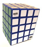 CrazyBad 4x4x5 Cuboid (center-shifted) Blue Body in Small Clear Box