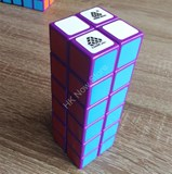 1688Cube 2x2x6 II Cuboid (center-shifted) Purple Body