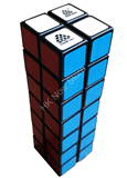 1688Cube 2x2x7 Cuboid Black Body