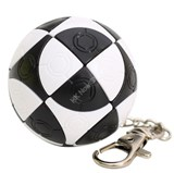 Spanish-style Spherical Ball Keychain (2-color)