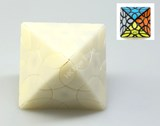Lanlan Clover Octahedron Cube Original Plastic Body (limited edition)