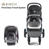 Mimosa First Class Travel System 嬰兒車提籃組合