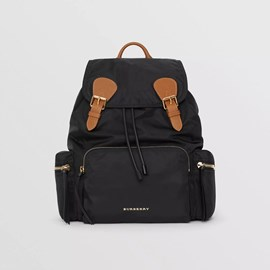 BURBERRY LARGE RUCKSACK BACKPACK